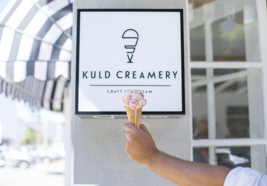 Behind Kuld Creamery's New Fremantle Outpost