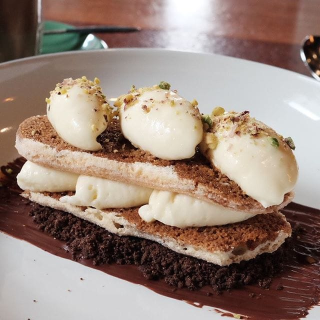 La Veen deconstructed tiramisu – as rich and delicious as you would expect! #perth #perthfood #perthfoodblogger #perthfoodblog #food #foodblogger #foodblog #foodstagram #yelpperth #foodie #perthisok #pertheats #urbanlistperth #tasteperth #fcba #atasteofperth #perthfoodie #ozeatingwa #soperth #broadsheetperth #morsels