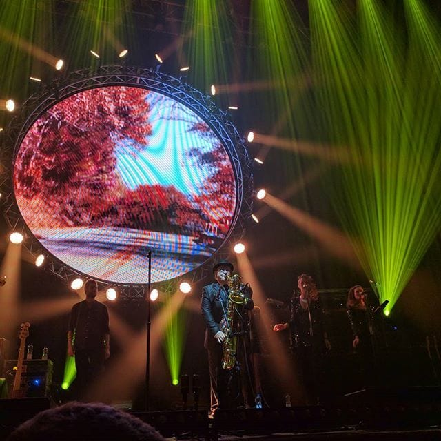 Amazing first half from the Australian Pink Floyd Show in Bristol! Maybe one day they'll come home…