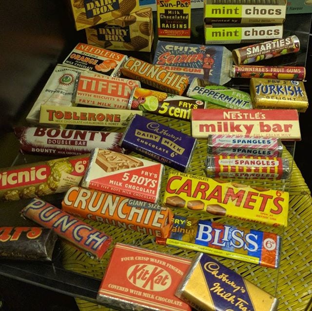 Visiting the Museum of Brands, Packaging & Advertising
