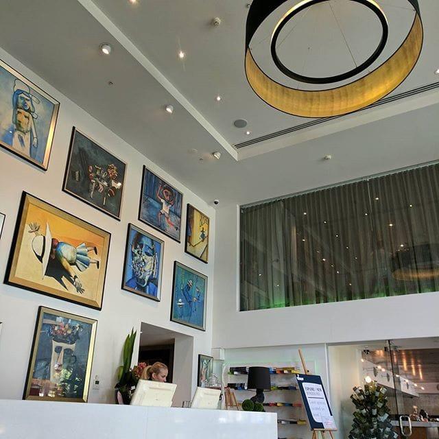 The Blackman Art Series Hotel, Melbourne