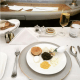 These Airlines Have The Most Decadent First Class Meals Around