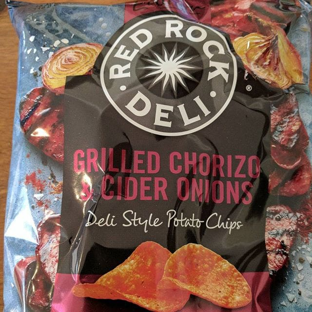 Is it me, or are these flavours getting rather specific? I wasn't a fan, they tasted like salt and vinegar gone wrong to me. The best description I can offer is like the juice from a jar of pickled onions with a slightly meaty aftertaste