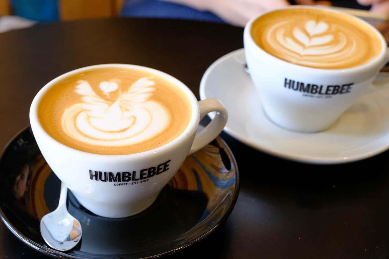 Buzzing into February with Humblebee Coffee!