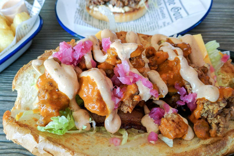 Broadsheet: RoyAl's Chicken & Burgers to Open in Wembley
