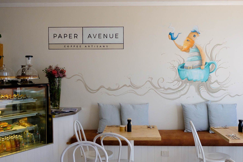 Broadsheet: Paper Avenue Cafe Opens in Joondalup