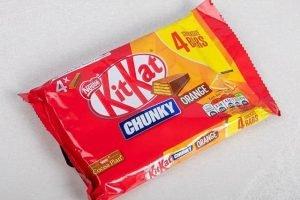 KitKat orange