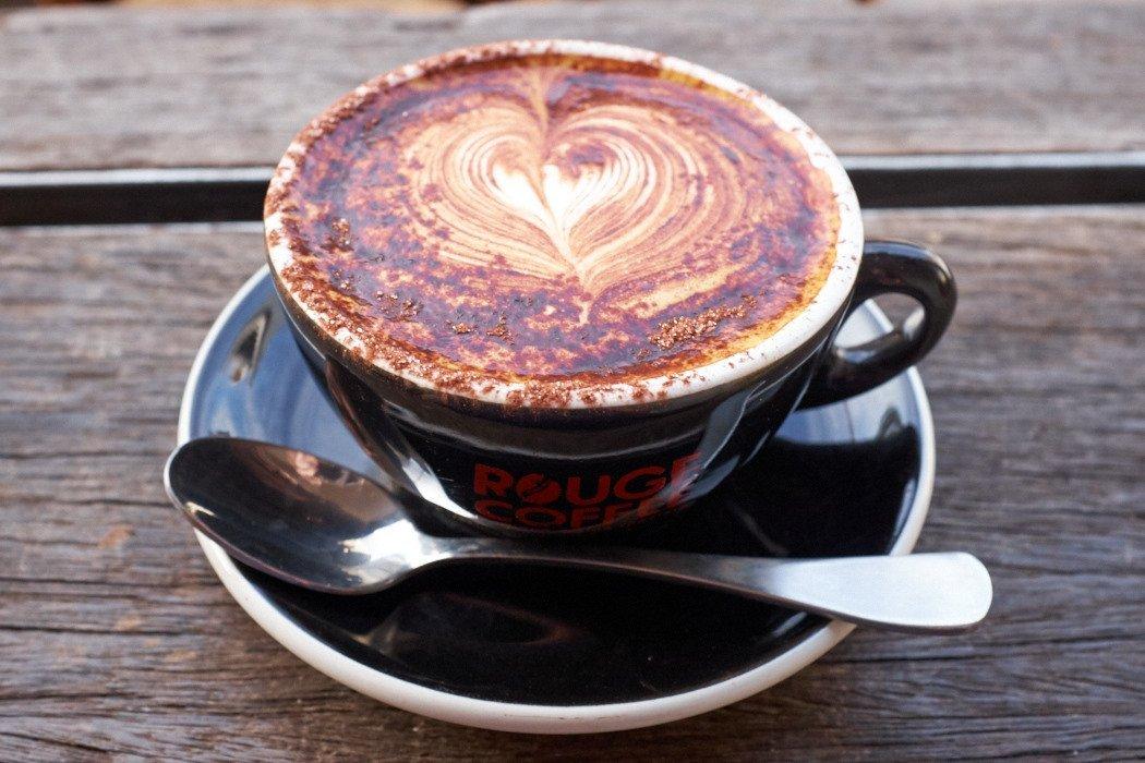 Brisbane breakfast #1: The Roastery Cafe, South Brisbane
