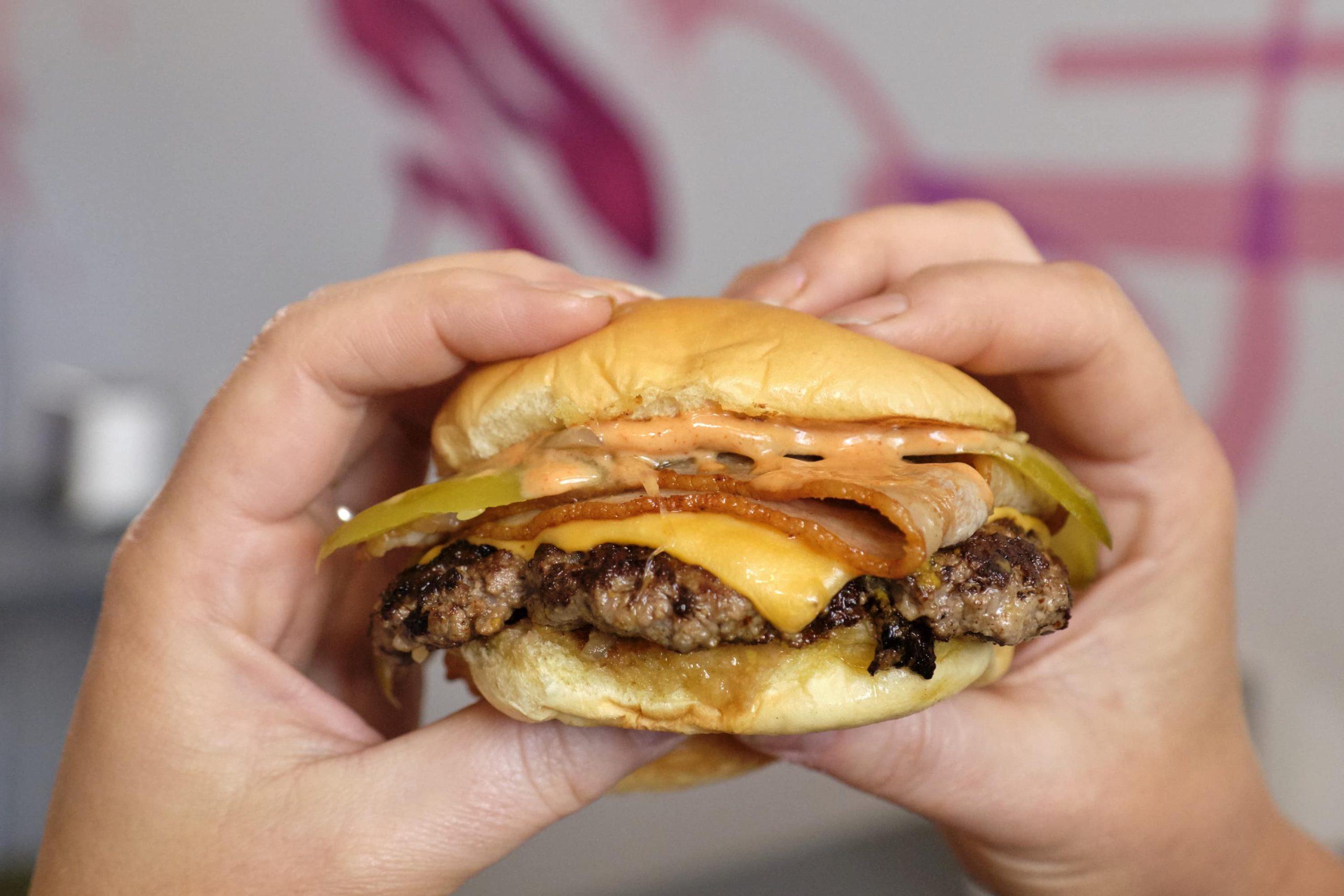 Upperhand Burgers Opens in Swanbourne
