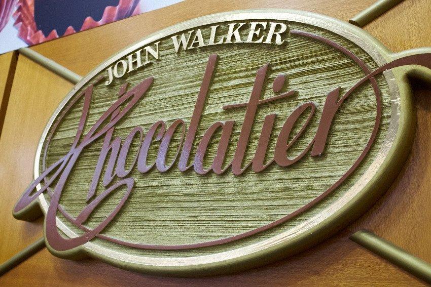 A visit to John Walker Chocolatier, Garden City