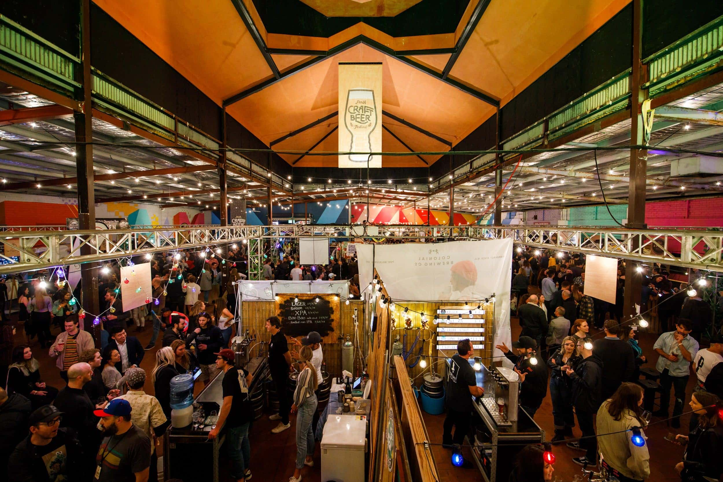 Perth Craft Beer Festival is Back, August 16-18
