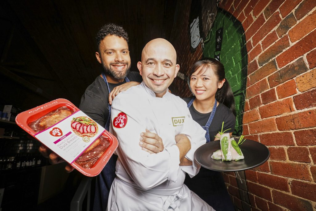 Dinner at Melbourne's Dux Kitchen with Adam D'Sylva and Luv-a-Duck 40