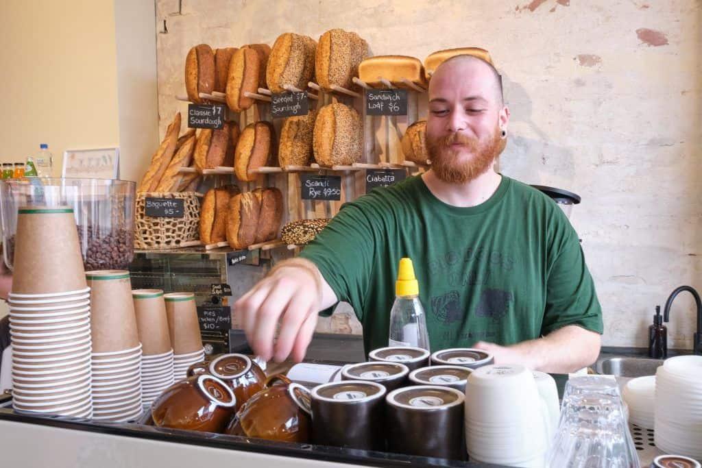 CBD Bakery Miller and Baker Opens on Lake Street 18