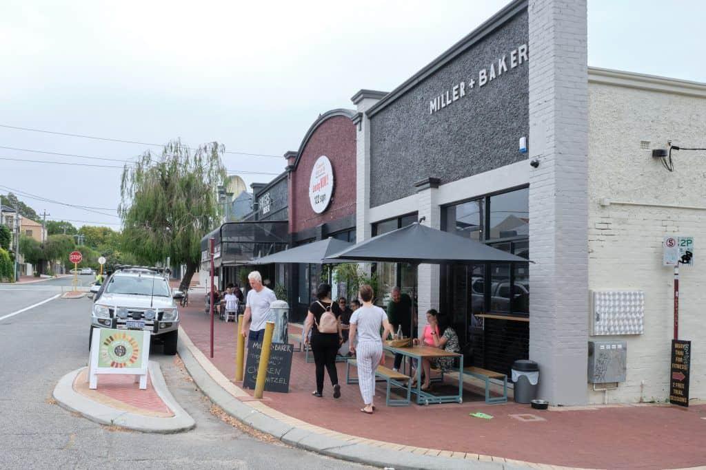 CBD Bakery Miller and Baker Opens on Lake Street 13