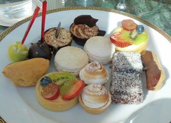 High Tea at Palazzo Versace